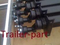 Торсионная подвеска для прицепа масса 750 кг
