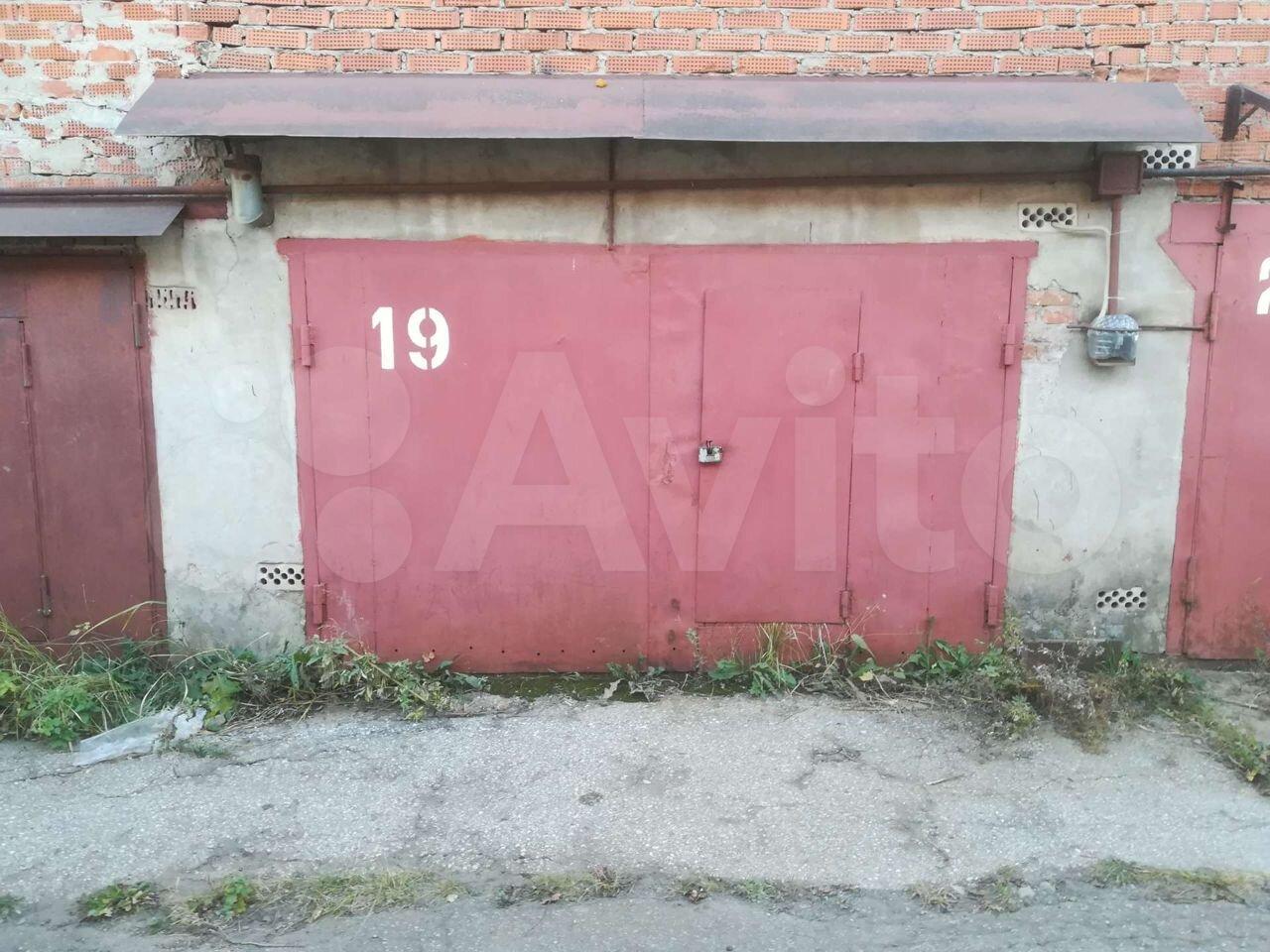 Garage 24 m2  89124419733 buy 1