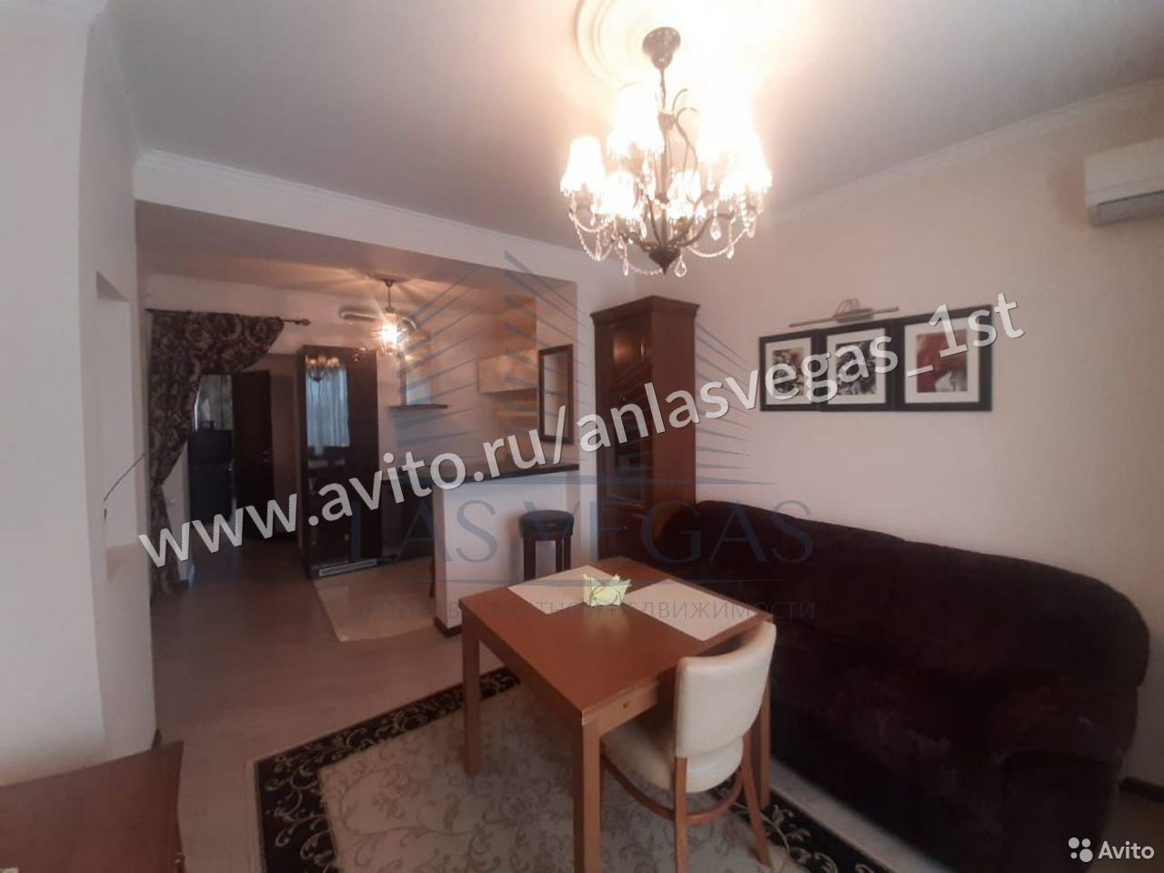 2-room apartment, 50 m2, 9/9 FL.  89322082701 buy 2