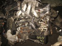 Двигатель Nissan Ad Y11 QG13DE — Запчасти и аксессуары в Новосибирске