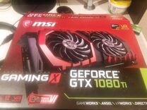 Видеокарта Msi Geforce gtx 1080 ti gaming X 11gb