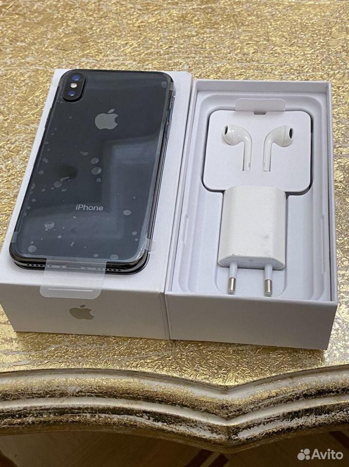 iPhone X 64GB  89287374477 купить 1