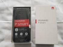 Huawei P smart синий