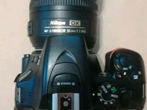 Зеркальный фотоаппарат Nikon d5600 + Nikkor 35mm