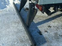 Задний противоударник на форд транзит — Запчасти и аксессуары в Чебоксарах