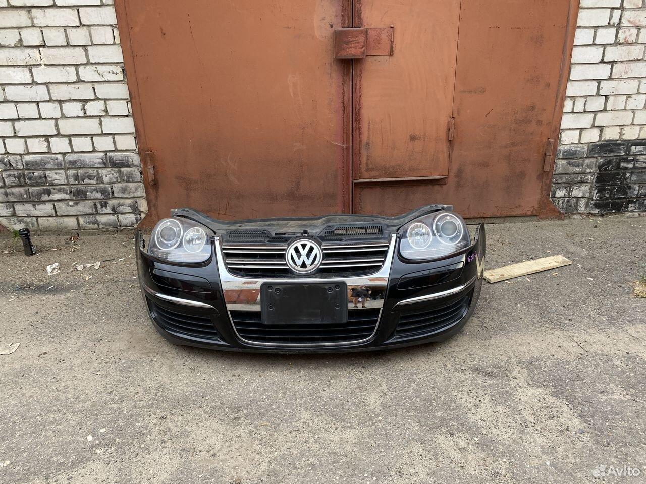 Ноускат черный Volkswagen Jetta 5  89534684247 купить 1