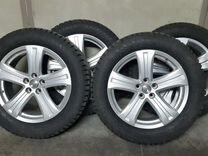 Зимние колеса для Хайлендера 2011