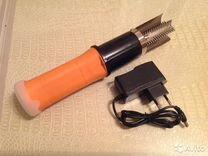 Электрическая аккумуляторная рыбочистка 12В