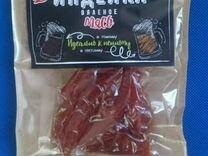 Мясо вяленое (индейка, курица, свинина)
