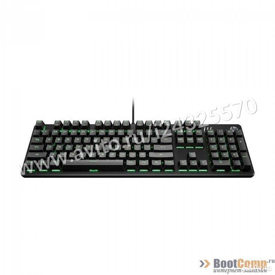 Игровая клавиатура HP Pavilion Gaming 500  84012410120 купить 1