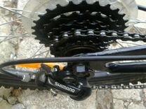 """Двухподвесной велосипед Blek oпе 26"""""""