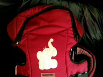Рюкзак - переноска для детей Womar