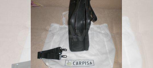 090ab60eb7ff Мужская сумка из натур. кожи -редк. бренд Сarpisa купить в Ростовской  области на Avito — Объявления на сайте Авито