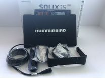 Эхолот humminbird solix 15 MSI+G2