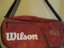 Сумка для большого тенниса Wilson
