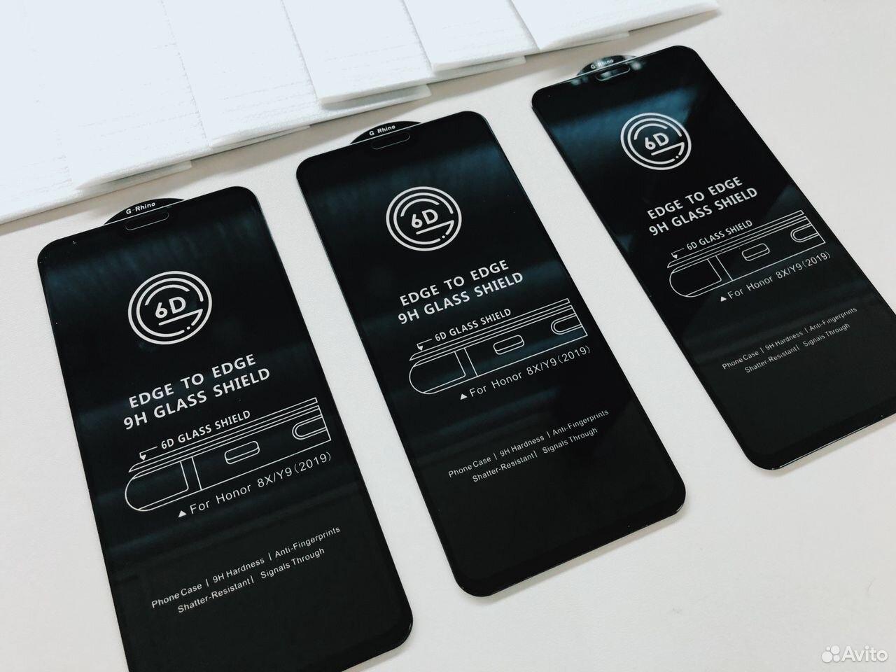 Защитное стекло Honor 8x/ Honor 7A (Y5 2018)  89082904466 купить 1