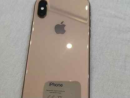 Телефон iPhone xs