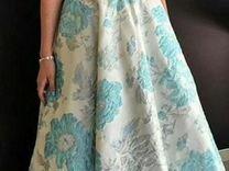 Нарядное платье Джанель.Покупали в салоне.Размер s