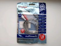 Аудио кабель 3,5 - RCA