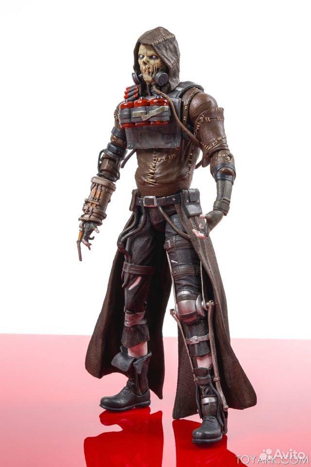 Фигурка Batman Arkham Knight Scarecrow  89536239291 купить 5