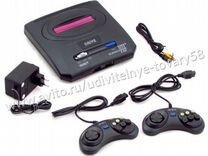 Sega Super Drive 7 (30-in-1) Black