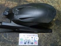 Yamaha fz6 s2 хаггер