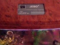 Аквариум jebo R375 с тумбой