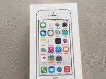 iPhone 5 s gold, идеальное состояние
