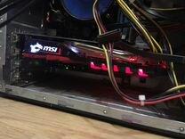 MSI gaming X gtx 1050ti