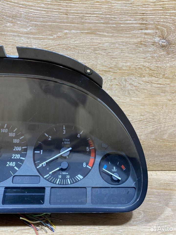 Панель приборов BMW E39 дизель 772089  89534684247 купить 3