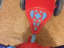 Велосипед трехколесный Энгри Бергс (Злые птицы)