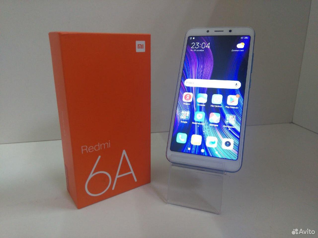 Mobile phone Xiaomi Redmi 6A 16 Gb