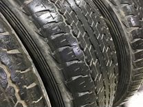 Dunlop AT22 grandtrek 285 60 R18 на джип