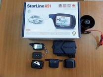 StarLine A91 (Старлайн А91)
