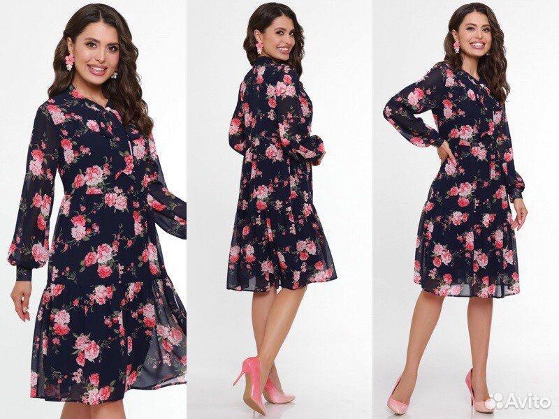 Платье 54, 56 размер новое  89829241474 купить 1