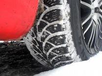 Комплект колес R15 зима