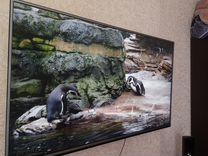Огромный 4К.smart.телевизор LG 140см.55дюймов