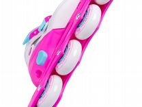 Ролики раздвижные Cricket Pink
